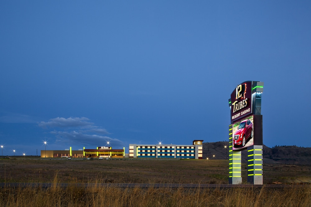 Omak casino in washington