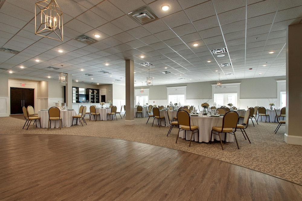 Banquet Hall, Islander Hotel & Resort
