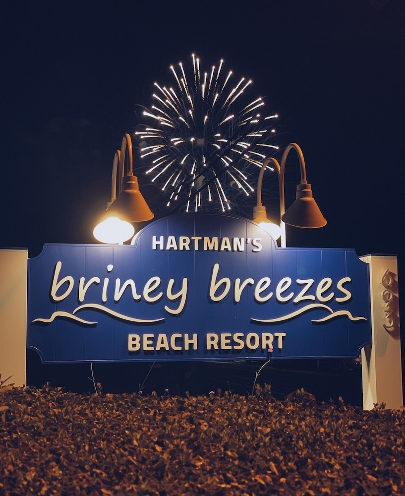 Exterior, Hartmans' Briney Breezes Beach Resort