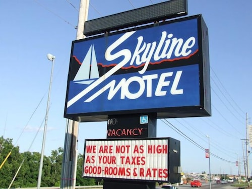 Featured Image, The Skyline Motel
