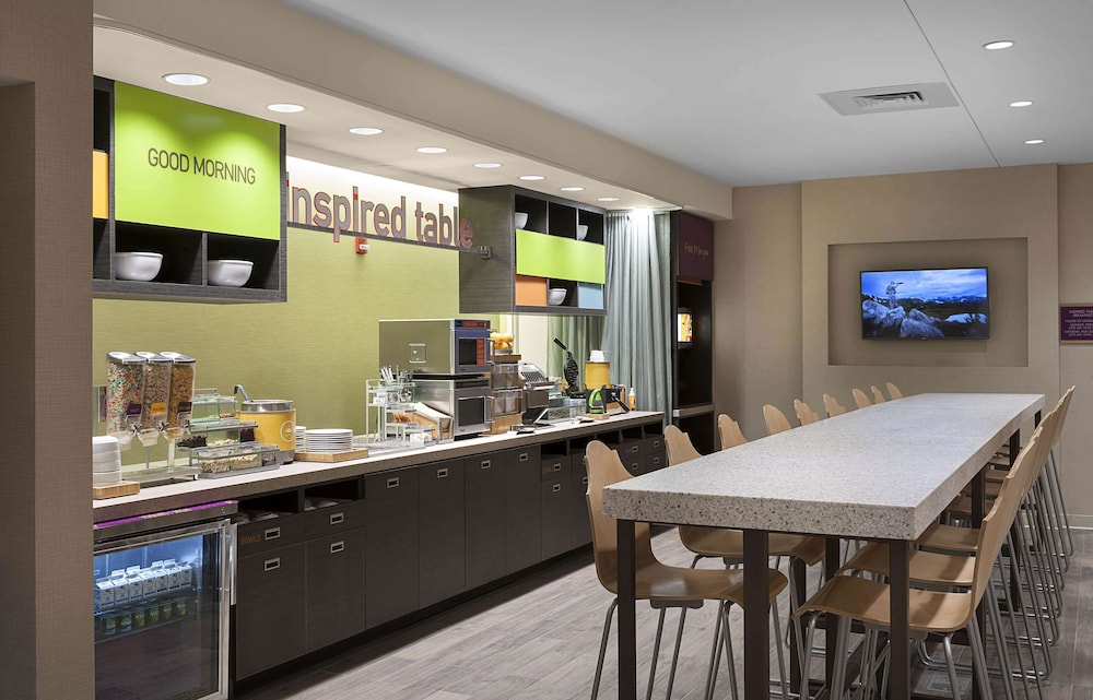 Restaurant, Home2 Suites by Hilton Greenville Airport