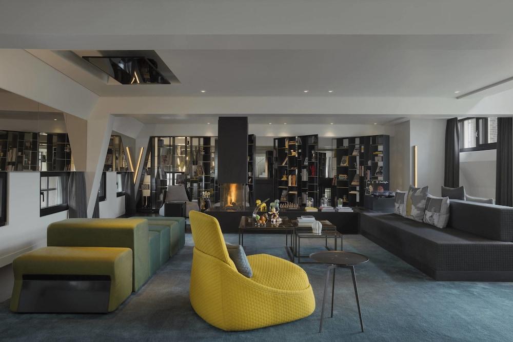 Habitación w amsterdam