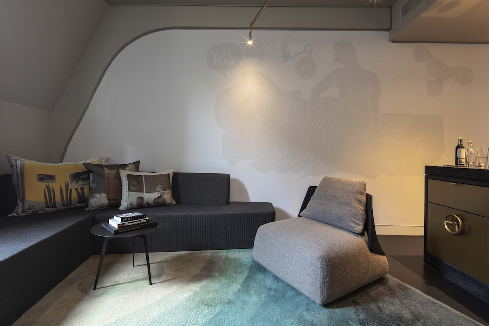 Living Area, W Amsterdam