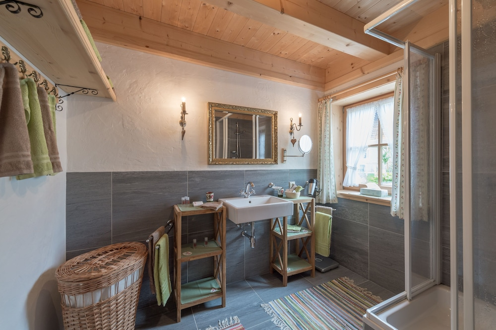 Bathroom, Ötztal Chalet