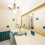 Comodidades do banheiro