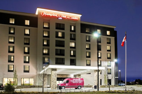 Hampton Inn and Suites Saskatoon Airport Saskatchewan