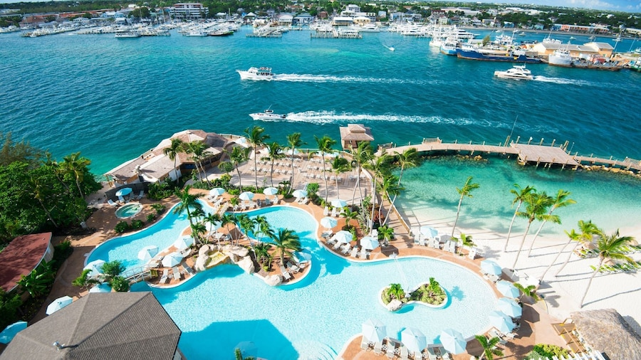 Warwick Paradise Island- All Inclusive- Adults Only