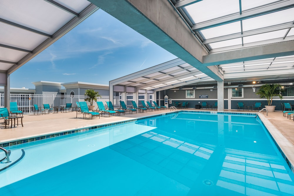 Indoor/Outdoor Pool, Bethany Beach Ocean Suites Residence Inn by Marriott