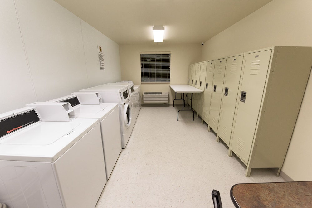 Laundry Room, My Place Hotel-Missoula, MT