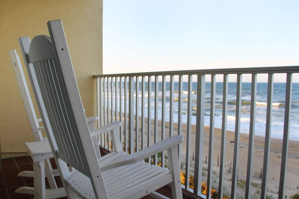 Balcony View, Surf Side Hotel