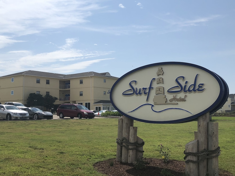 Front of Property, Surf Side Hotel