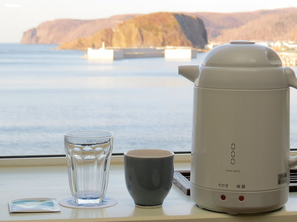 Coffee and/or Coffee Maker, Iruka Hotel