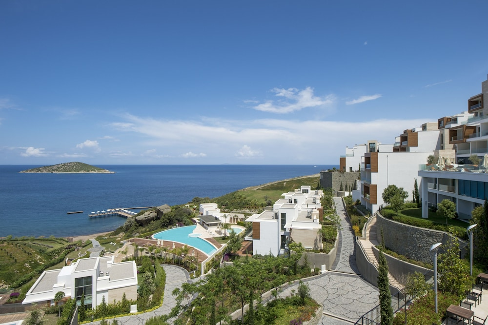 View from Property, Sirene Luxury Hotel Bodrum