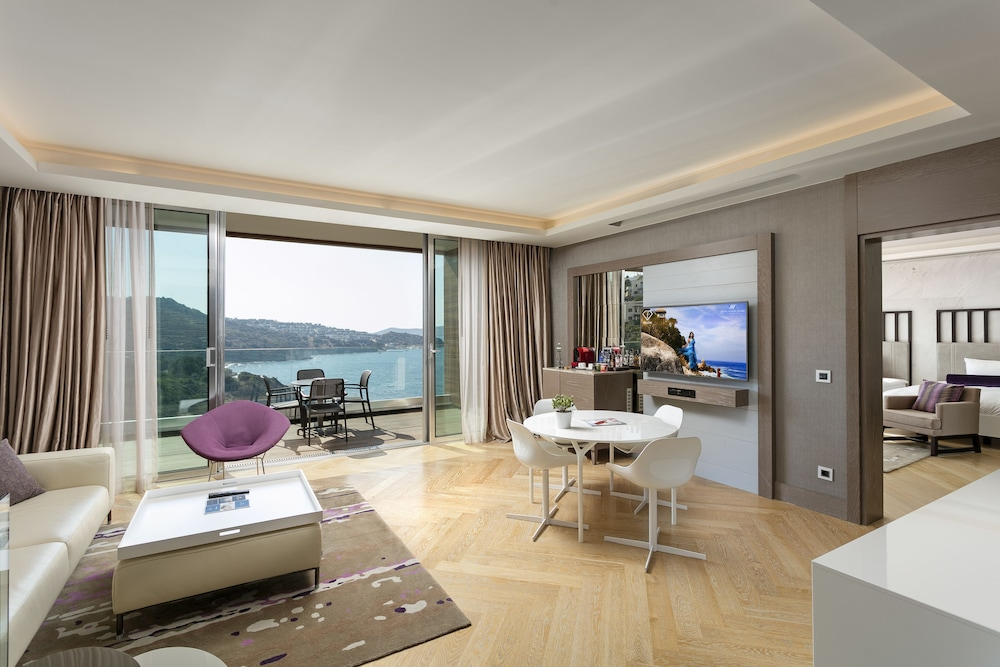 View from Room, Sirene Luxury Hotel Bodrum