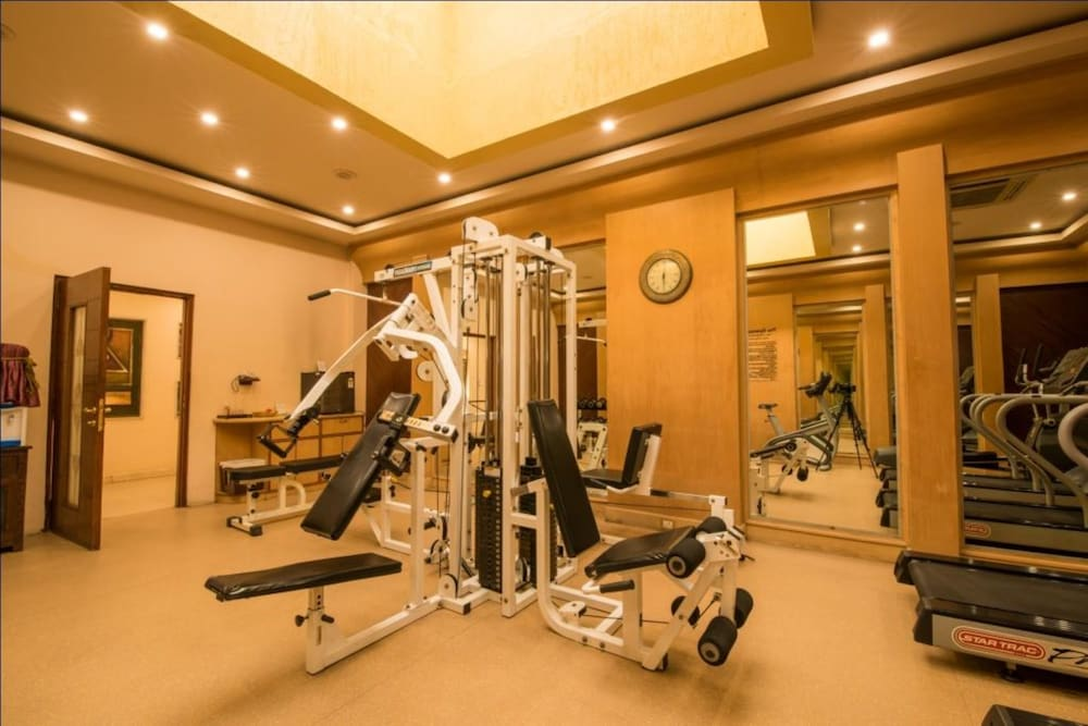 Gym, Chokhi Dhani Resort Jaipur