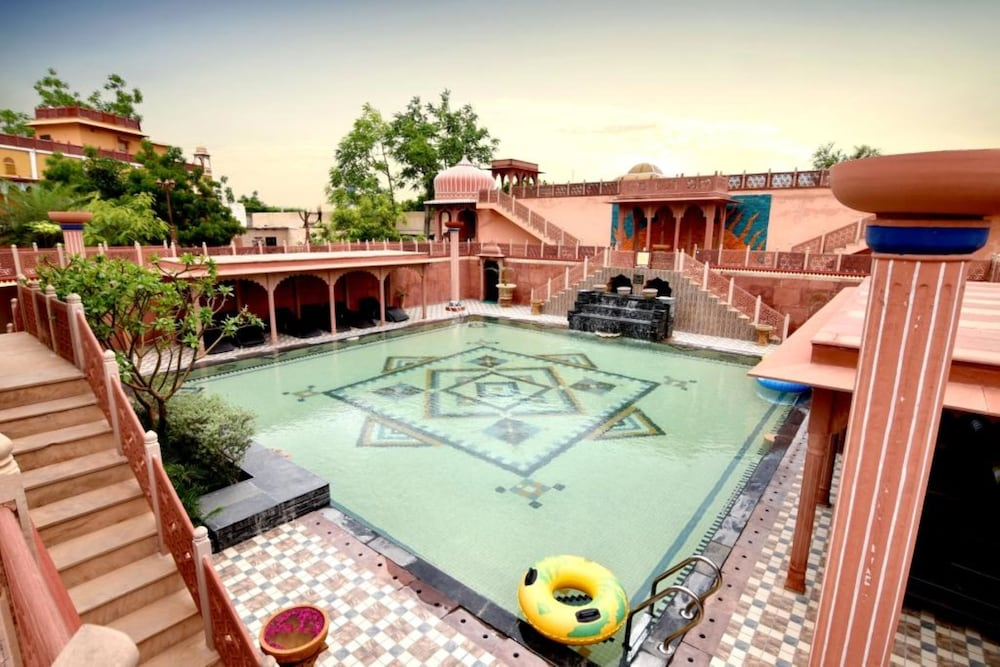 Featured Image, Chokhi Dhani Resort Jaipur