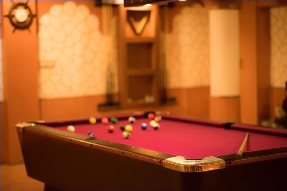 Billiards, Chokhi Dhani Resort Jaipur