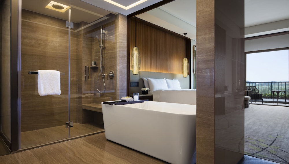 Bathroom, JW Marriott Hotel Zhejiang Anji