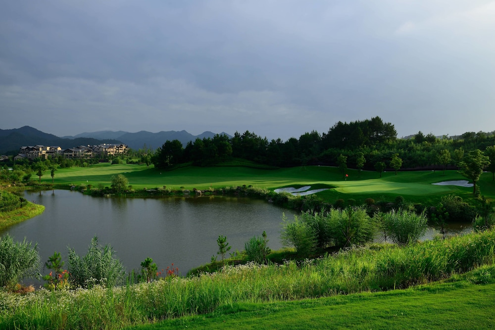 Golf, JW Marriott Hotel Zhejiang Anji