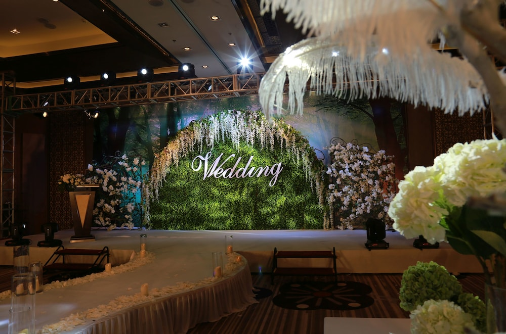 Indoor Wedding, JW Marriott Hotel Zhejiang Anji