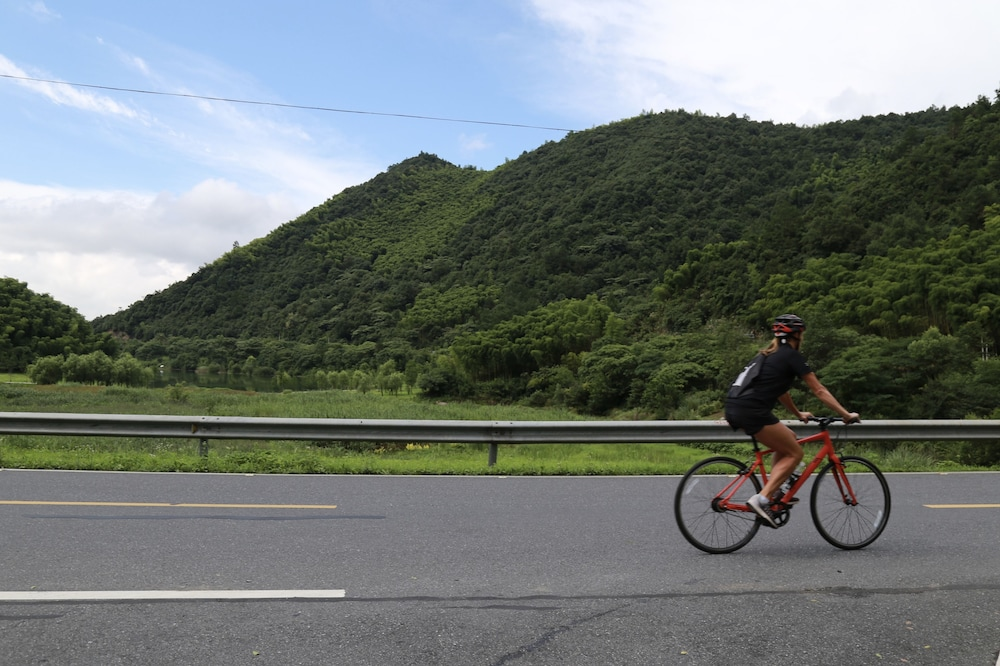 Bicycling, JW Marriott Hotel Zhejiang Anji