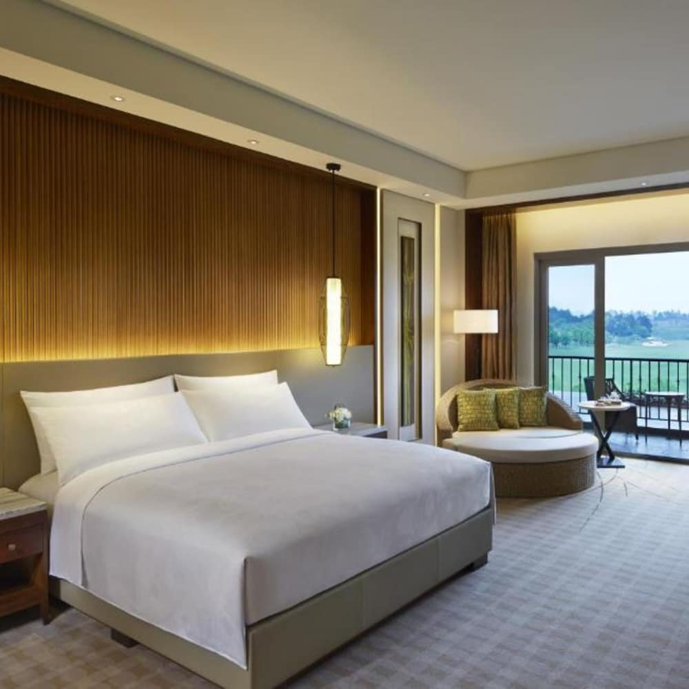 Room, JW Marriott Hotel Zhejiang Anji