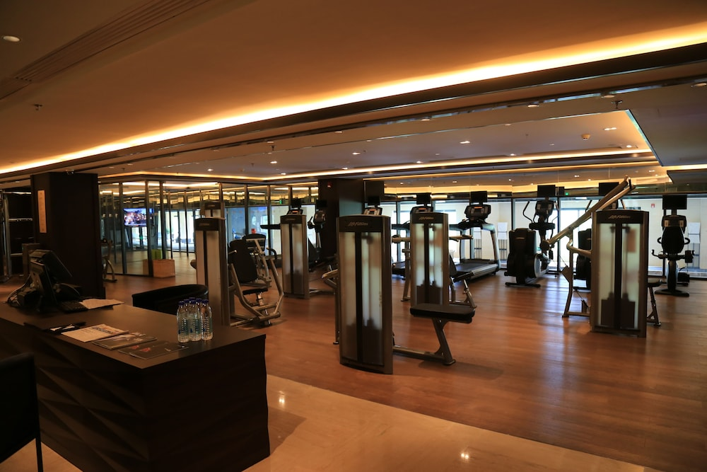 Gym, JW Marriott Hotel Zhejiang Anji