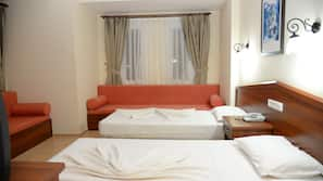 Minibar, free cots/infant beds, free WiFi