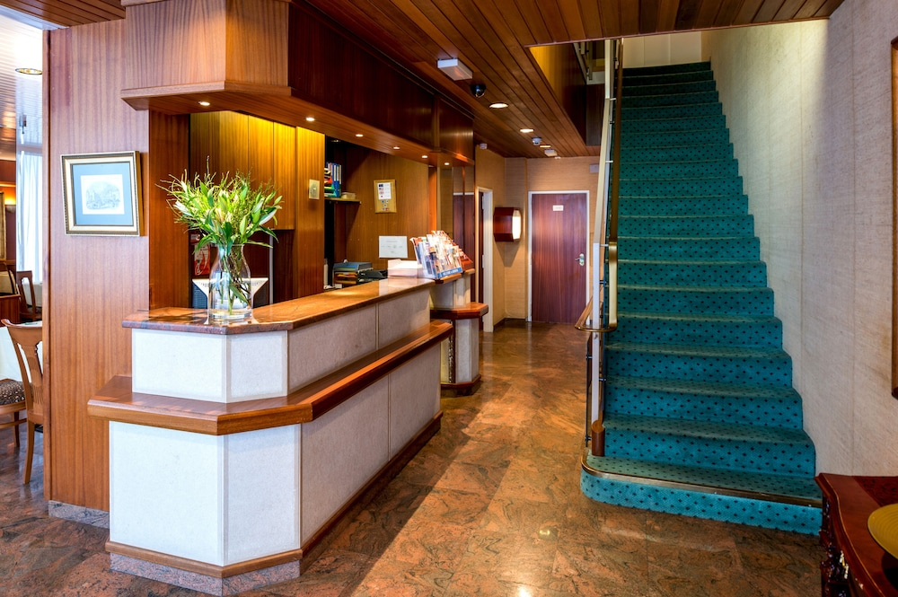 Hotel Entrance Featured Image Interior