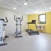 Fitnessbereich