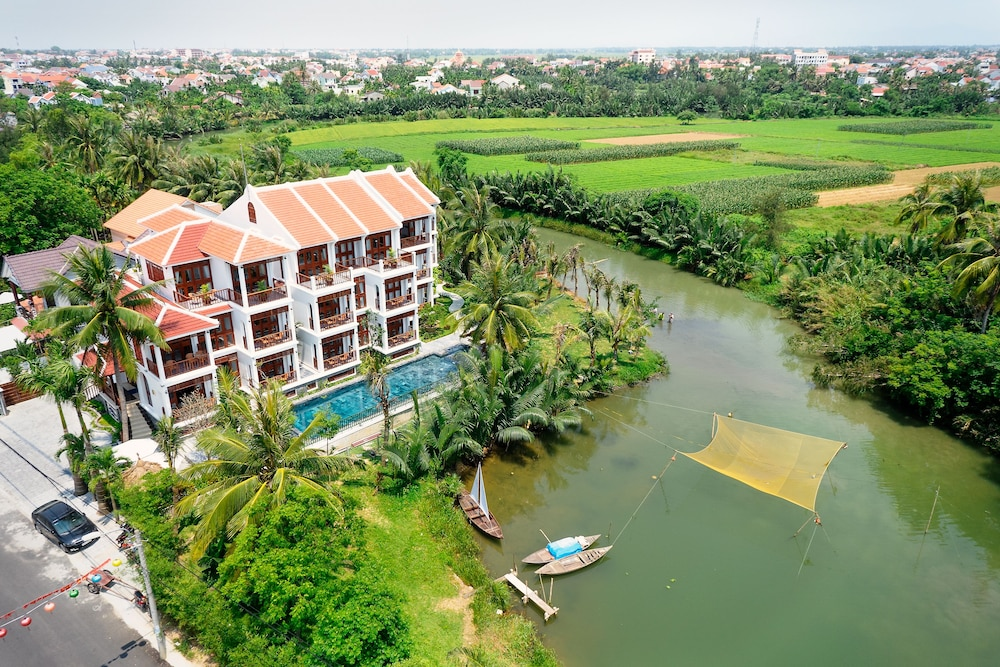 Featured Image, Hoi An River Palm Hotel