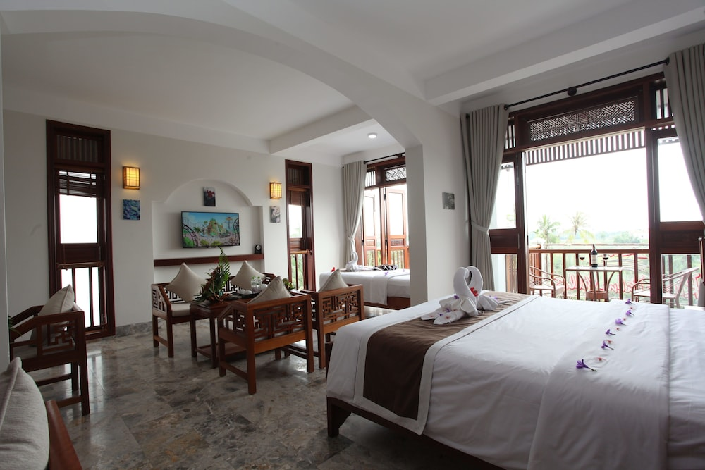 Room, Hoi An River Palm Hotel