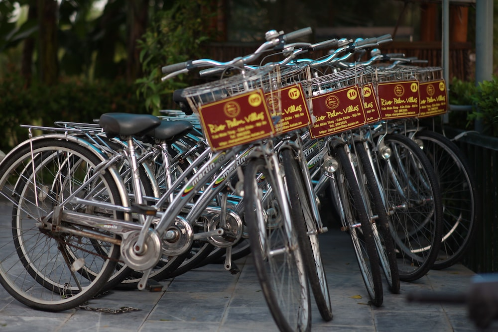 Bicycling, Hoi An River Palm Hotel