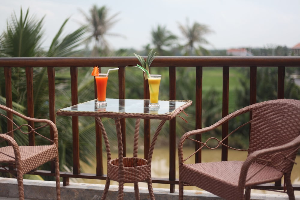 Balcony, Hoi An River Palm Hotel