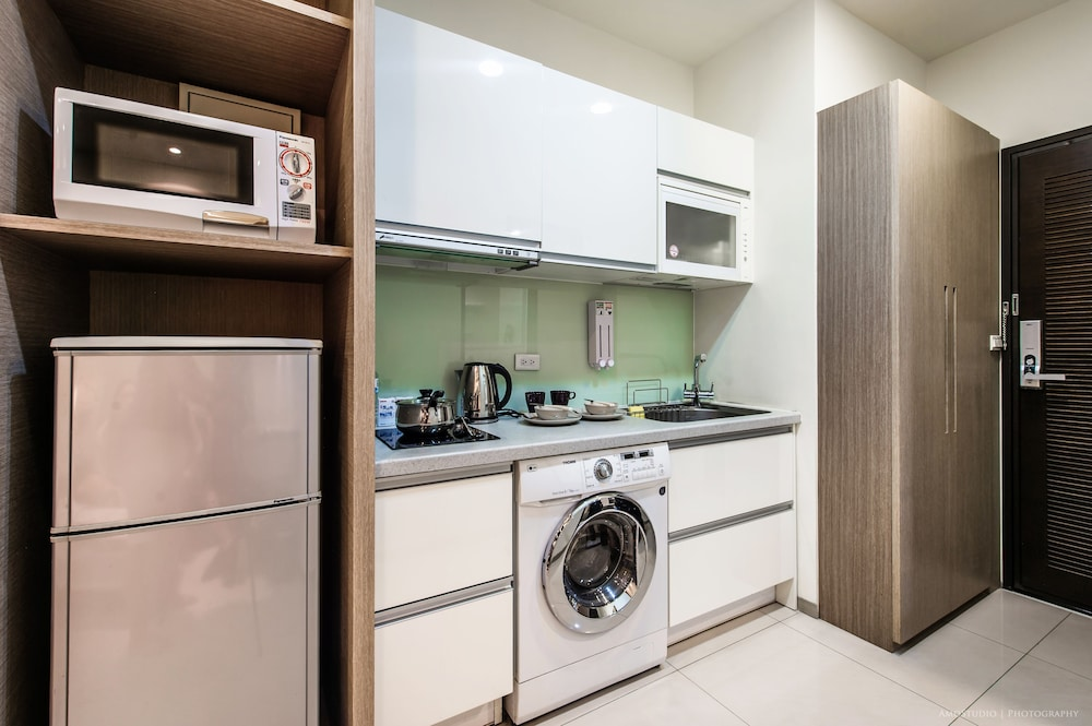 Private Kitchen, CK Serviced Residence