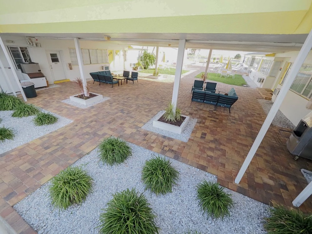 Terrace/Patio, Sands of Treasure Island