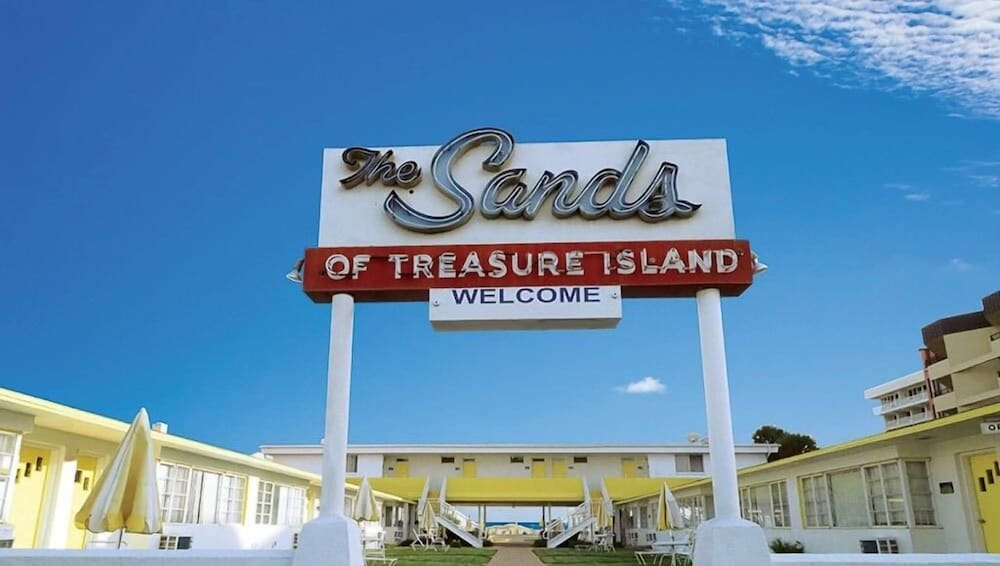 Property Entrance, Sands of Treasure Island