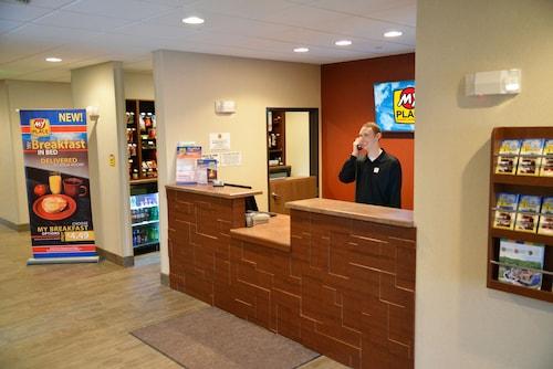 마이 플레이스 호텔-래피드 시티, SD