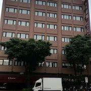 บริเวณโรงแรม