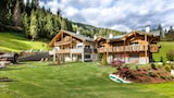 Alpine Mountain Chalet - Marebbe Hotels