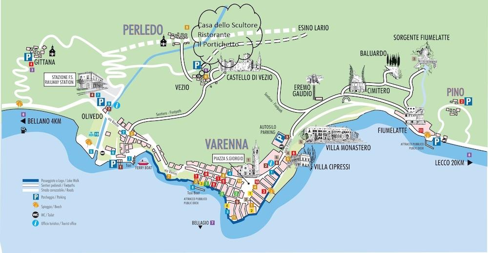 Hotel Casa dello Scultore Deals & Reviews (Perledo, ITA ...