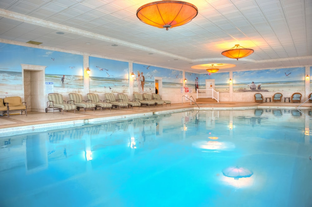Indoor Pool, Grand Hotel of Cape May