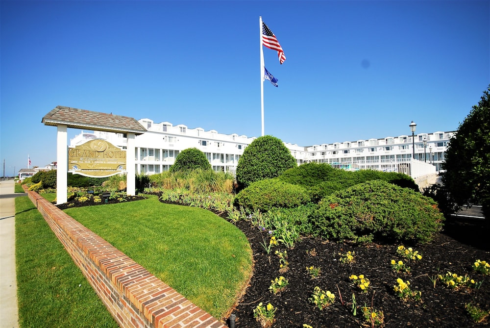 Cape May Hotels >> Grand Hotel Of Cape May In Cape May Wildwood Hotel Rates