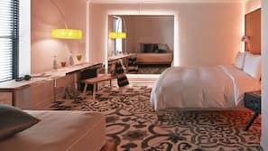 1 camera, biancheria da letto di alta qualità, cassaforte in camera