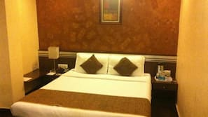 1 bedroom, premium bedding, minibar, in-room safe