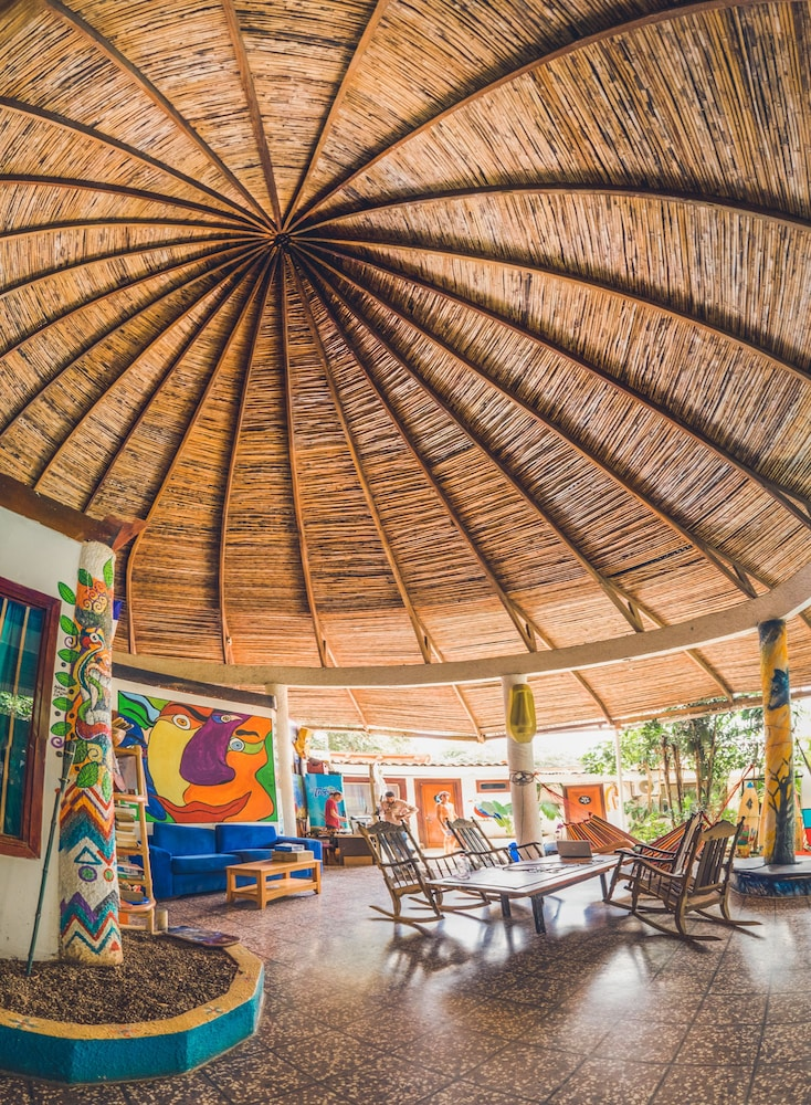Featured Image, Pura Vida Hostel