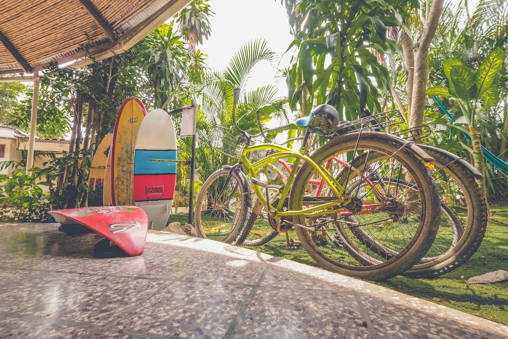 Bicycling, Pura Vida Hostel