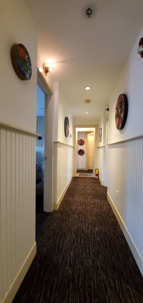 Hallway, White Porch Inn