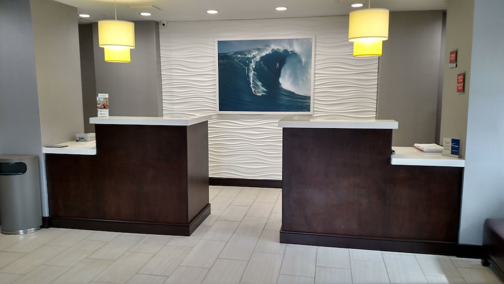 Lobby, Best Western Plus Daytona Inn Seabreeze Oceanfront