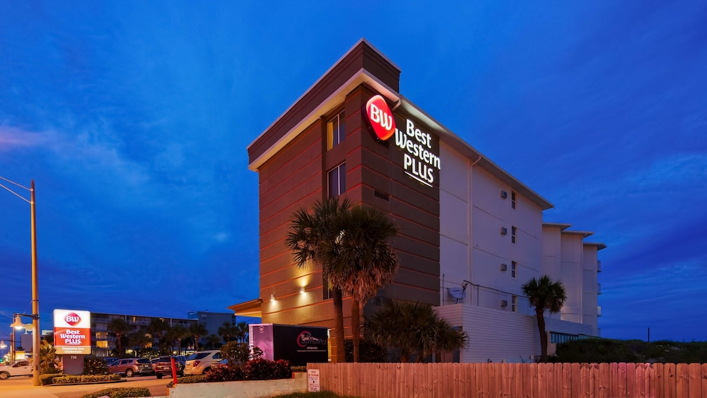 Exterior, Best Western Plus Daytona Inn Seabreeze Oceanfront